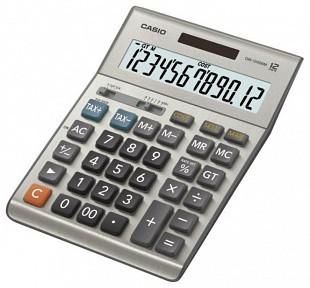 Casio DM 1200 BMS-asztali számológép