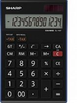 Sharp EL-145TBL asztali számológép