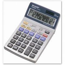 Sharp EL-337C asztali számológép