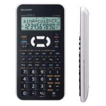 Sharp EL-531X-WH Színes tudományos számológép - Fehér