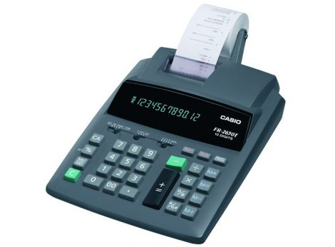 Casio FR-2650T nyomtatós számológép