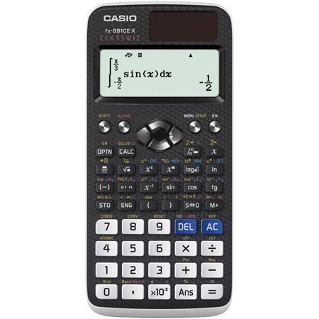 Casio FX-991 CE X tudományos számológép - Legújabb csúcsmodell!