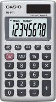Casio HS-8VA fehér zsebszámológép