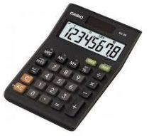 Casio MS-8 B S asztali számológép
