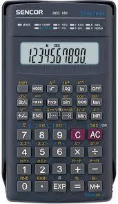 SENCOR SEC 105 GN tudományos számológép