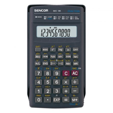 SENCOR SEC 185 tudományos számológép
