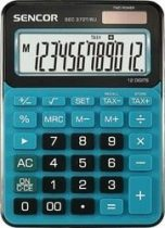 SENCOR SEC 372T/BU asztali számológép