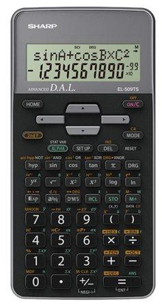 Sharp EL-531-GY Színes tudományos számológép - Szürke