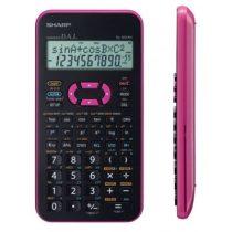Sharp EL-531-THBPK Színes tudományos számológép -Rózsaszín