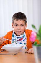Gyermek étkező mellény holiday